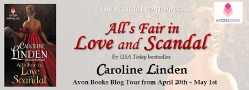 All's Fair Blog Tour Banner